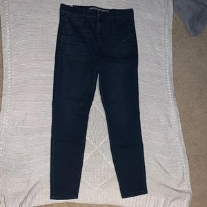 American Eagle Highest Rise Jeggings 14R